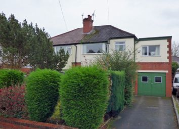 Thumbnail 4 bedroom semi-detached house for sale in Villdale Avenue, Offerton, Stockport