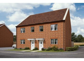 Thumbnail 3 bedroom semi-detached house for sale in Plots 4-6 & 11 Medstead Grange, Nelson Drive, Medstead, Alton, Surrey