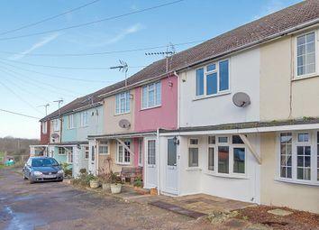Thumbnail Terraced house to rent in Station Row, Barrow Green, Teynham