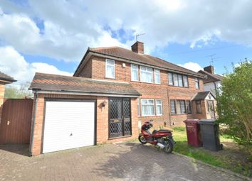 Thumbnail 3 bedroom semi-detached house to rent in Blandford Road, Reading