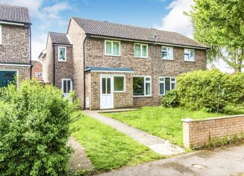 Thumbnail 4 bed semi-detached house for sale in Rectory Gardens, Godmanchester, Huntingdon, Cambridgeshire