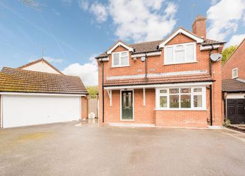 Thumbnail 4 bed detached house for sale in Rubery Lane, Rubery, Rednal