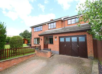 Thumbnail 4 bed detached house for sale in Holts Lane, Donington Le Heath, Coalville