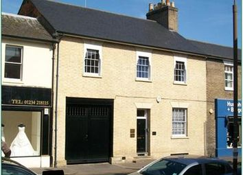Thumbnail Office for sale in 26, Mill Street, Bedford