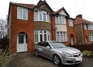 Thumbnail 3 bedroom semi-detached house for sale in Ascot Drive, Ipswich