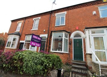 Thumbnail 2 bedroom terraced house for sale in Ravenhurst Road, Birmingham