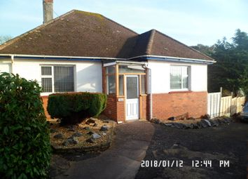 Thumbnail 2 bed bungalow to rent in Danesway, Pinhoe, Exeter