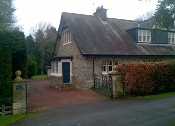 Thumbnail 3 bed semi-detached house to rent in Ghyllheugh, Longhorsley, Morpeth, Northumberland
