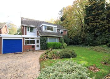 Thumbnail 5 bed detached house for sale in Rodman Close, Edgbaston, Birmingham