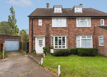 Thumbnail 3 bed semi-detached house for sale in Stratton Avenue, Wallington