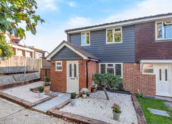 Thumbnail 3 bed end terrace house for sale in Stewards Rise, Wrecclesham, Farnham