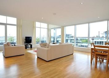 Thumbnail 3 bed flat for sale in Aspect Court, Lensbury Avenue, Imperial Wharf