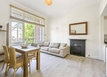 Thumbnail 2 bed flat to rent in Crediton Hill, West Hampstead, London