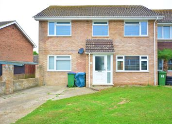Thumbnail 4 bed semi-detached house for sale in Stanley Road, Peacehaven