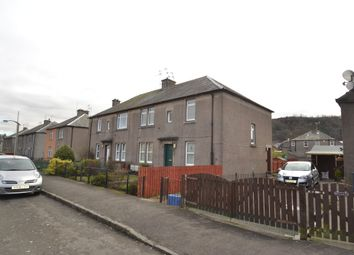 Thumbnail 2 bed semi-detached house to rent in Macpherson Drive, Stirling