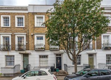 Thumbnail 1 bed flat to rent in Bromfield Street, Islington, London