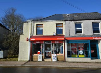 Thumbnail 3 bed property for sale in High Street, Hirwaun, Aberdare