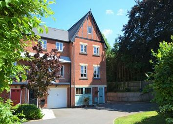 Thumbnail 4 bed end terrace house for sale in Popham Close, Tiverton