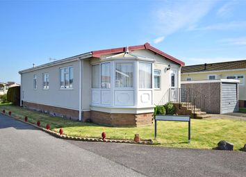Thumbnail 2 bed mobile/park home for sale in Tudor Close, Lancing, West Sussex