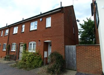 Thumbnail 3 bed end terrace house for sale in Tickford Street, Newport Pagnell, Buckinghamshire