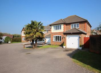 Thumbnail 4 bed property for sale in Lucilla Avenue, Kingsnorth, Ashford