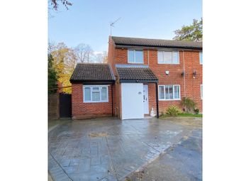 Thumbnail 4 bed semi-detached house for sale in Redwood Rise, Borehamwood
