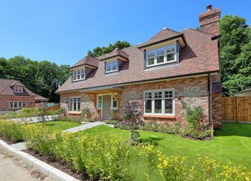 Thumbnail 4 bed detached house for sale in Rosemary Lane, Thorpe, Egham