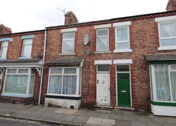 Thumbnail 3 bed terraced house for sale in Grainger Street, Darlington