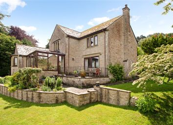 Thumbnail 5 bed detached house for sale in Swallowcliffe, Salisbury