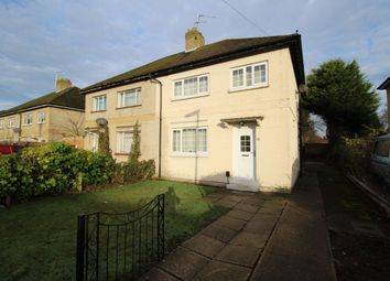Thumbnail 4 bed semi-detached house to rent in Ashwood Road, Englefield Green, Egham