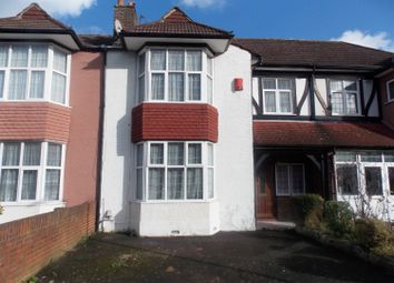 Thumbnail 4 bed terraced house to rent in Penistone Road, London