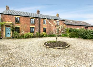 Thumbnail 6 bed detached house for sale in Hales Hall, Dry Bread Lane, Out Rawcliffe, Preston