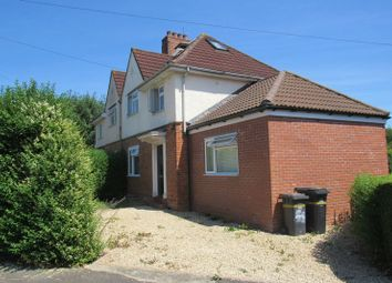 Thumbnail 3 bed semi-detached house for sale in Newbury Road, Horfield, Bristol