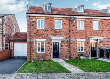 Thumbnail 3 bed terraced house to rent in Dunns Way, Blaydon-On-Tyne