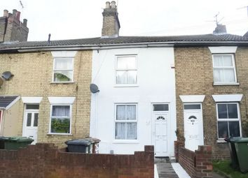 2 bed terraced house for sale in Burghley Road, Peterborough, Cambridgeshire PE1