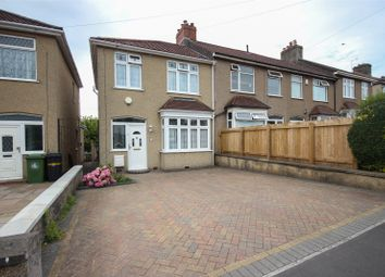 Thumbnail 3 bed end terrace house for sale in Whitehall Avenue, Whitehall, Bristol