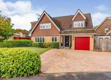 4 bed detached house for sale in Wordsworth Avenue, Yateley GU46
