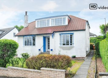 Thumbnail 4 bed bungalow for sale in Larchfield Road, Bearsden, Glasgow