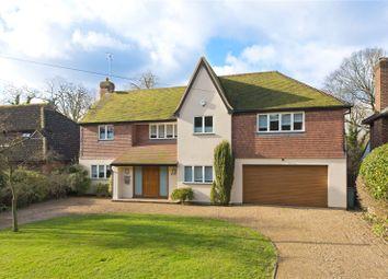4 bed detached house for sale in The Fairway, Weybridge, Surrey KT13