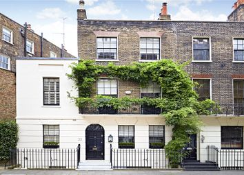 Thumbnail 4 bedroom end terrace house for sale in Portsea Place, London