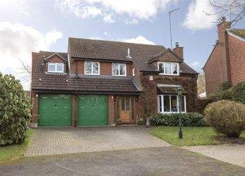 Thumbnail 5 bed detached house for sale in Tintagel Grove, Kenilworth