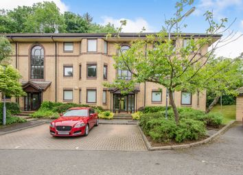 Thumbnail 2 bed flat for sale in Riverside Gardens, Clarkston, Glasgow