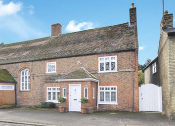 Thumbnail 3 bed semi-detached house for sale in Church Street, Somersham, Huntingdon