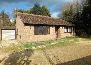 Thumbnail 3 bed detached bungalow for sale in Gravel Pit Lane, Yarnton, Kidlington