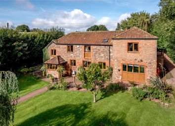 Thumbnail 4 bed detached house for sale in Broomfield, Bridgwater, Somerset