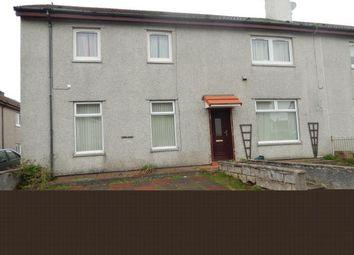 Thumbnail 3 bed flat to rent in Bankhead Avenue, Lesmahagow, Lanark