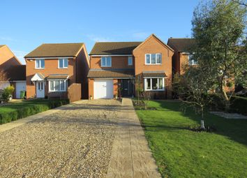 Thumbnail 4 bed detached house for sale in Red Barn, Turves, Peterborough