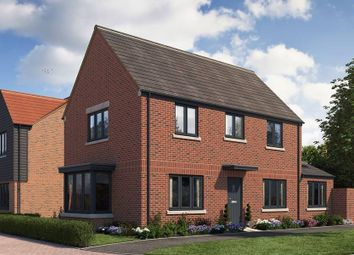 """The Kiswick"" At Stonehill Road, Ottershaw, Chertsey KT16, Chertsey,. 3 bed detached house for sale"