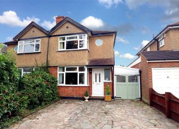 Thumbnail 3 bed semi-detached house for sale in Malvern Way, Croxley Green, Rickmansworth