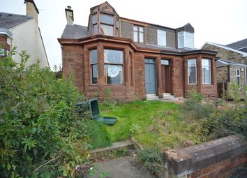 Thumbnail 3 bed semi-detached house for sale in West Woodstock Street, Kilmarnock